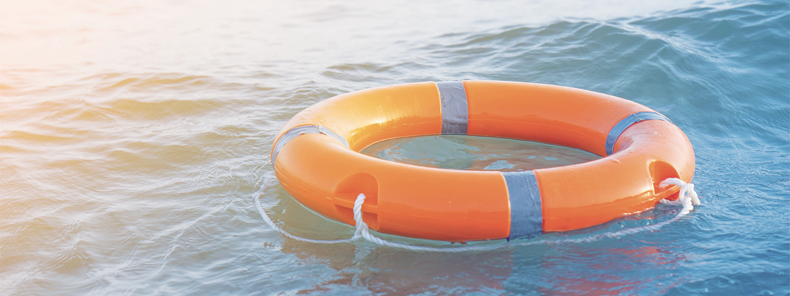 Symboldbild Rettungsring